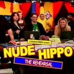 NUDE HIPPO: THE REHEARSAL