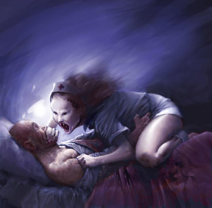 Умирающие люди во сне