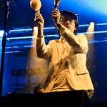 Alexis Taylor of Hot Chip