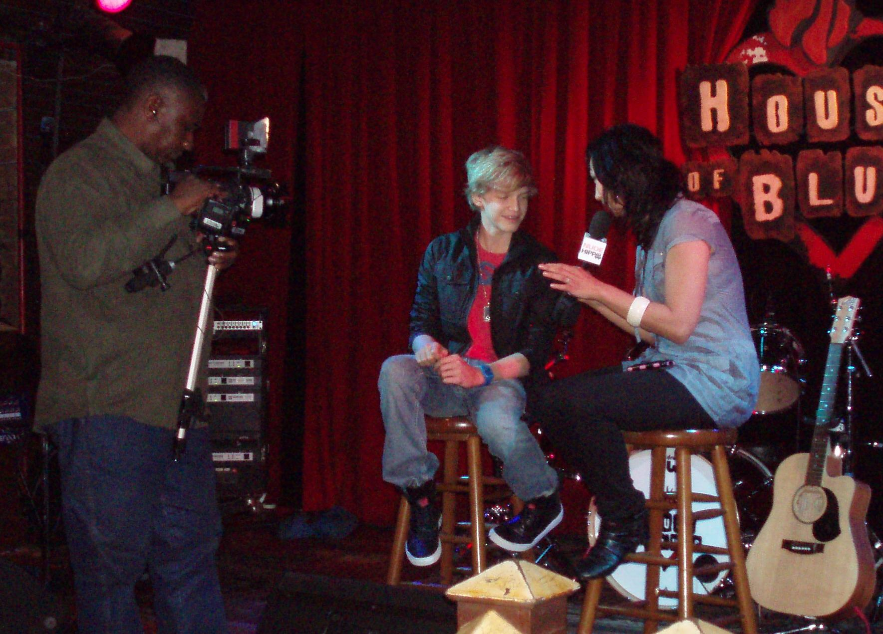 Interviewing Cody Simpson