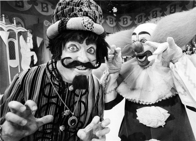 Wizzo and Bozo