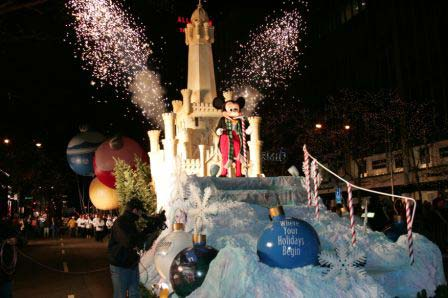 Disney's Magmile Parade