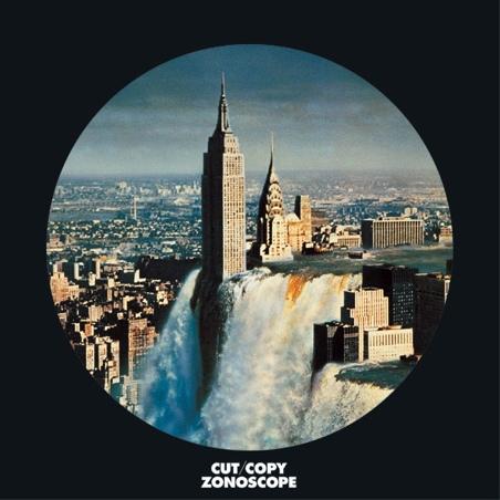 'Zonoscope' cover
