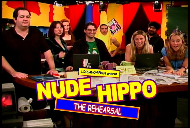 NUDE HIPPO: THE REHEARSAL