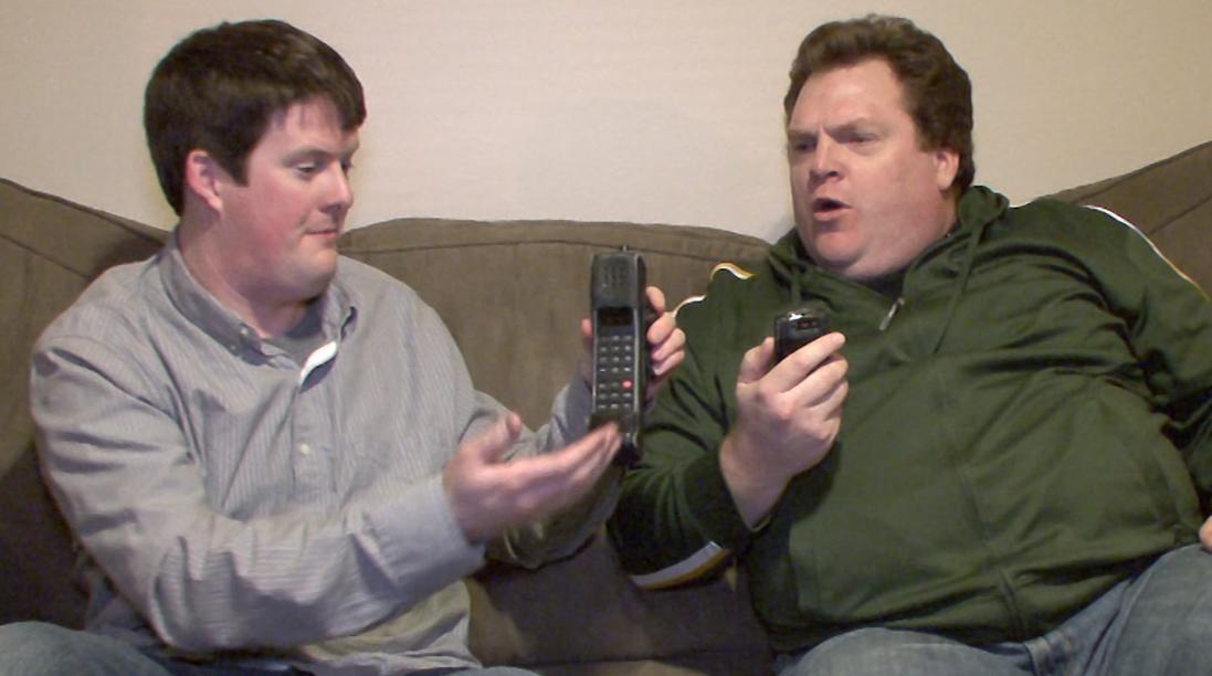 The New Retro Mobile Phone