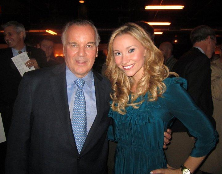 Mayor Daley & Ashley Lobo