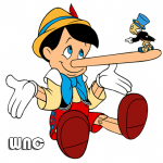 Somewhere there is a girl who really, really, wants Pinocchio to lie to her.
