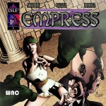 Empress  Isle Squared Comics & Cruel Productions Issues 1 & 2